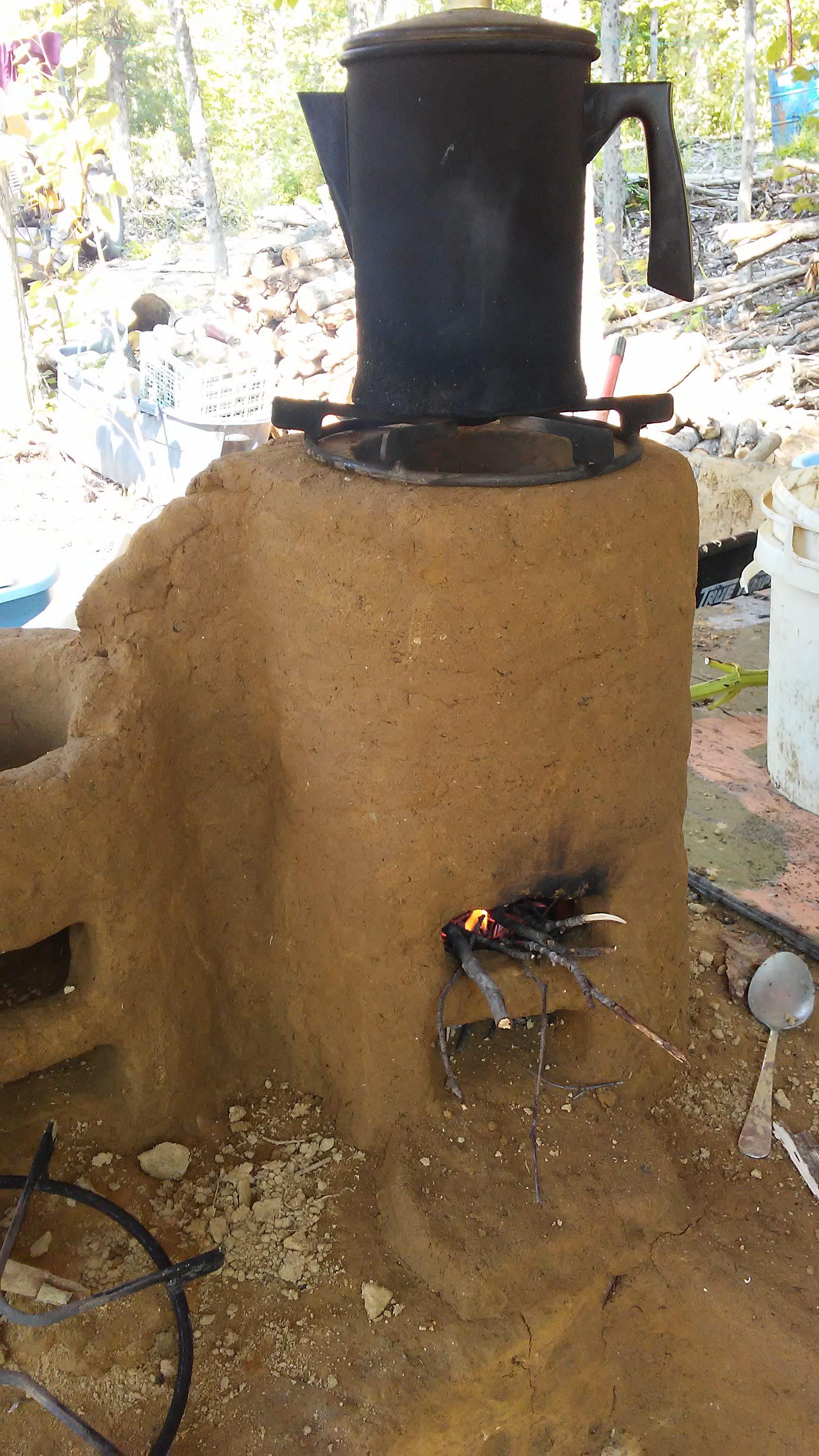 Cob Rocket Stove DIY - Homestead Houligan
